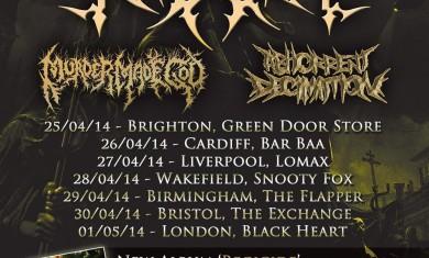 hour of penance - locandina uk - 2014