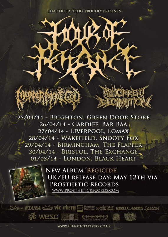 hour of penance - locandina uk - 2014