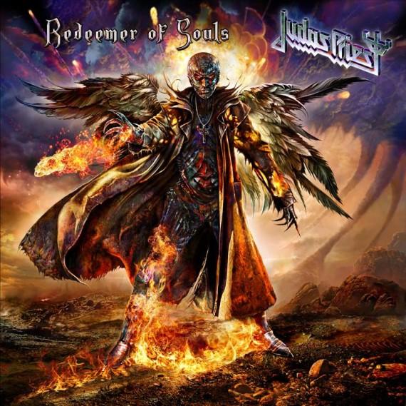 judas priest - redeemer of souls - 2014