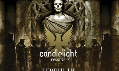 legion iii - candlelight records - 2014