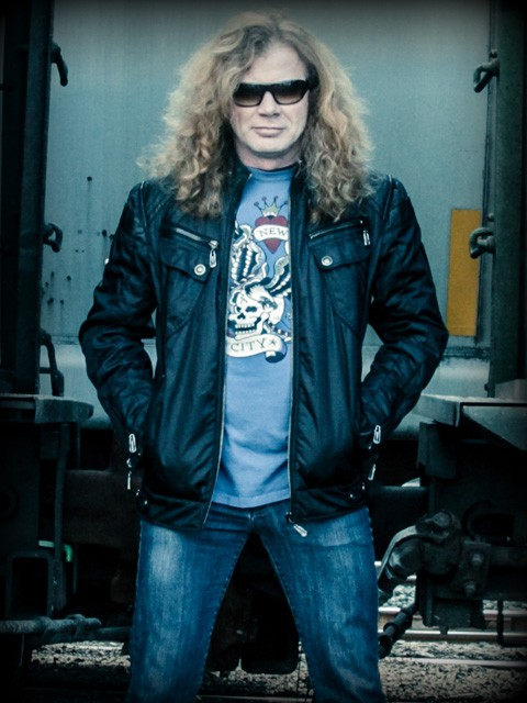 megadeth - dave mustaine - 2014