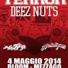 Terror + Deez Nuts + Nasty + Broken Teeth