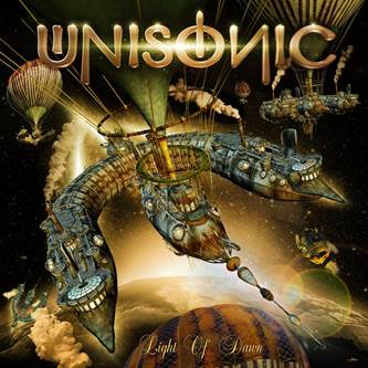 unisonic - Light Of Dawn - 2014
