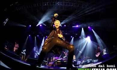 Billy Idol - Padova - 2014