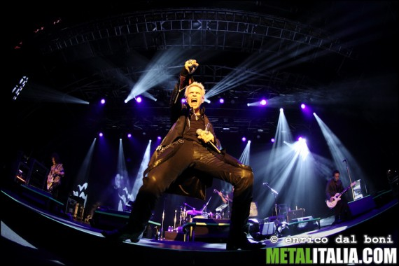 Billy Idol - Padova - 2014