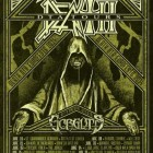 Death To All + Gorguts + Exence + Carved