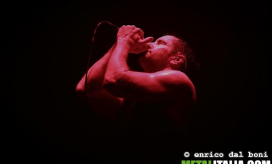 Nine Inch Nails - Trent Reznor - Bologna 2014