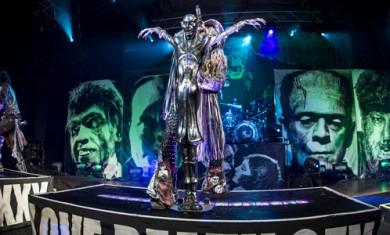 Rob Zombie - Prima Pagina live - 2014