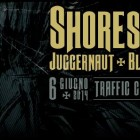 Shores Of Null + Juggernaut + Black Therapy + Otus