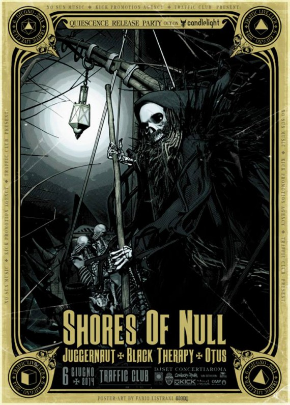 Shores Of Null - flyer grande - 2014