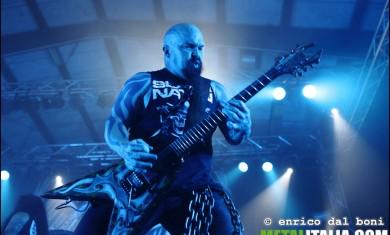 Slayer - Bologna - 2014