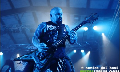 Slayer - Bologna - 2014
