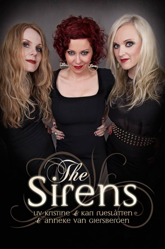 The Sirens - band - 2014
