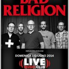 Bad Religion + Atlas Losing Grip