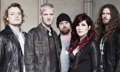 delain - band - 2014