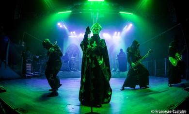 ghost - live magazzini generali - 2014