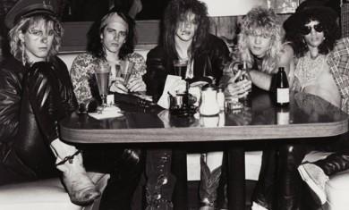 Guns n' Roses in formazione originale