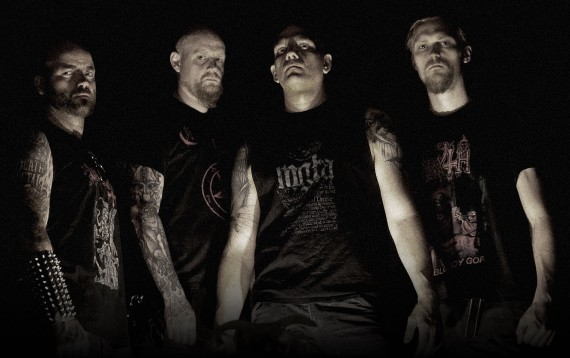 horned almighty - band - 2014