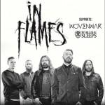 in flames - locandina - 2014