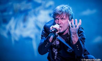 Iron Maiden - Bruce Dickinson live Rock In Idro 2014