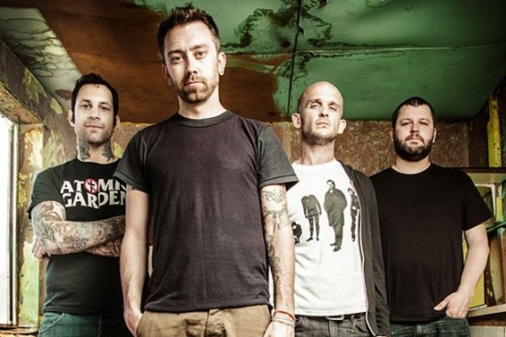 rise against - band - 2014