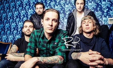 the word alive - band - 2014