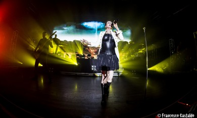 Within Temptation live 2014