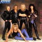 Accept - Eat The Heat - Front