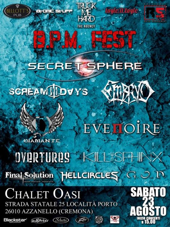 B.P.M. Festival 2014-locandina