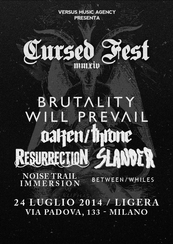 CURSED FEST 2014