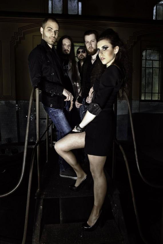 Ravenscry - Band  - 2014