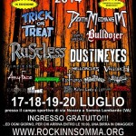 RUSTLESS: headliner al ROCK IN SOMMA