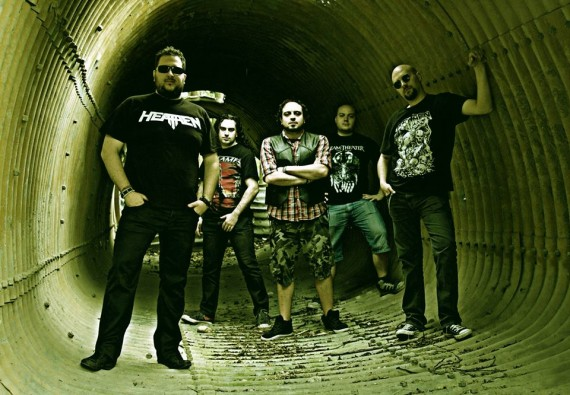 ancient dome - band - 2014