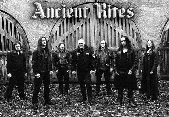 ancient rites - band