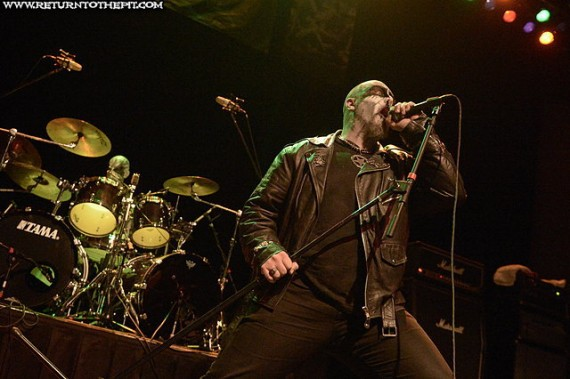 enthroned - mdf - 2014