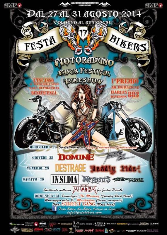 festa biker 2014