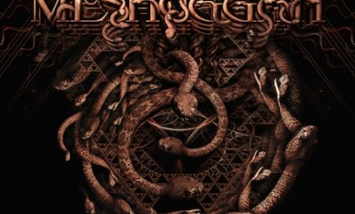 meshuggah - the ophidian trek - 2014