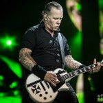 METALLICA: James Hetfield in acustico con sua figlia, Jerry Cantrell e Chad Smith