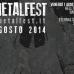 PADOVA METAL FEST 2014: tutti i dettagli