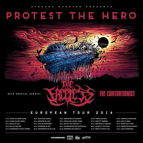 protest-the-hero-european-tour-fall-2014