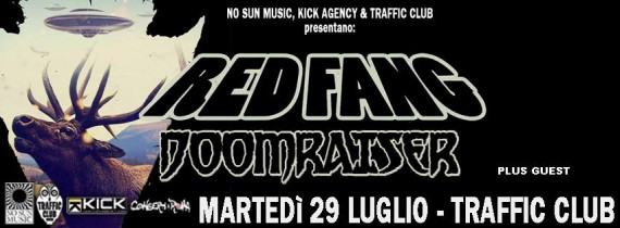 red fang roma 2014