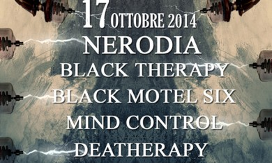 revalve metal fest - locandina 2014
