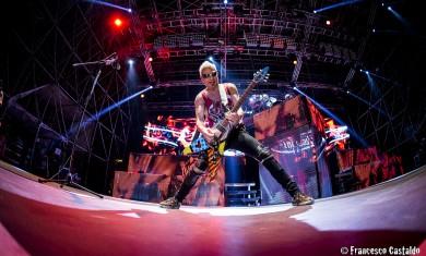 Scorpions live 2014