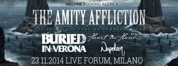the almity affliction-promotour-2014