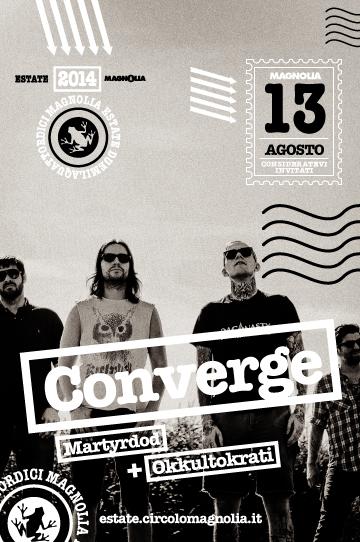 Converge - Magnolia - 2014