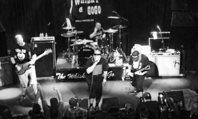 DOWNSET - Live @ Whisky a GOGO. pic2
