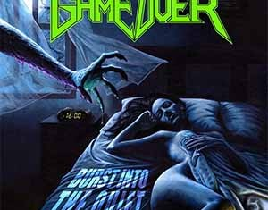 Game Over - Burst Into The Quiet - 2014