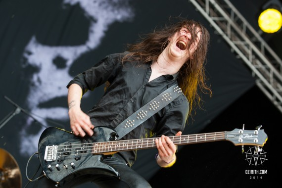 In Solitude - hellfest 2014 - 2014