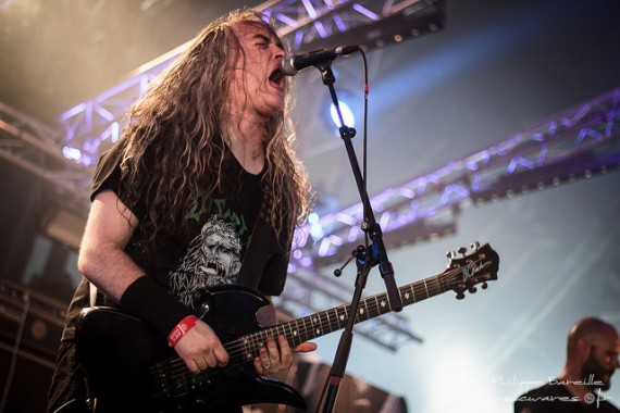 Incantation - Hellfest 2014 - 2014