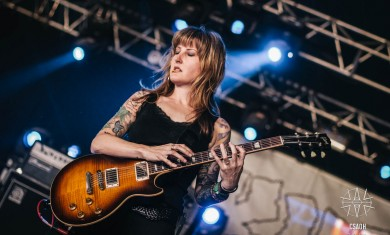 Kylesa - Hellfest 2014 - 2014